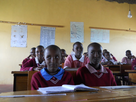 5th-grade students