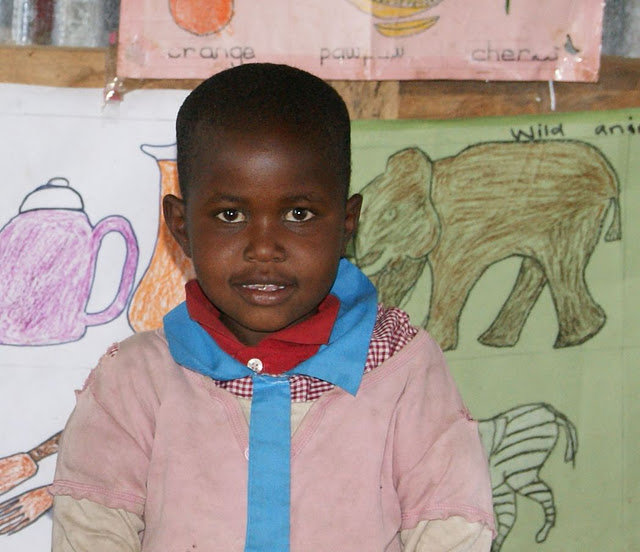 Help a Maasai Girl Complete School