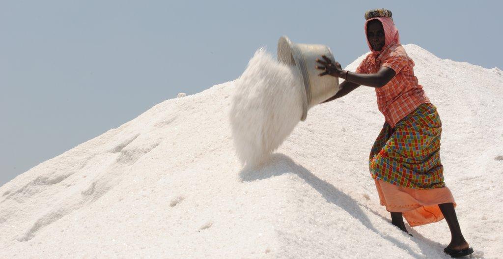 Enhance health of 900 SaltPan Women in South India