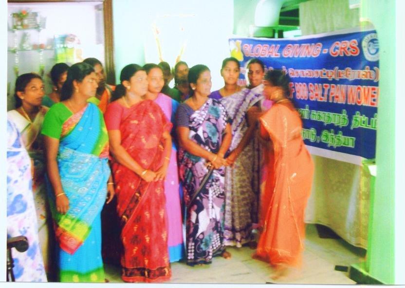 Camp at Threspuram