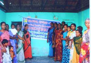 Camp at Thalamuthu nagar