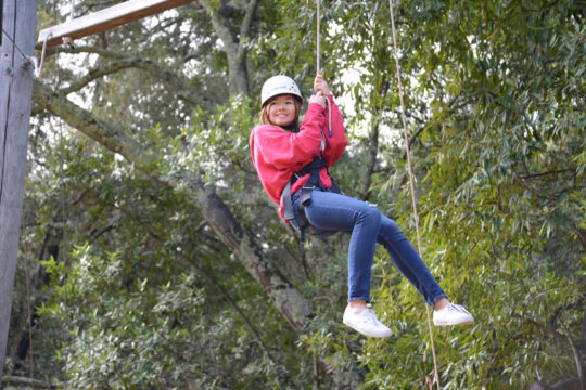 On the Ropes Course