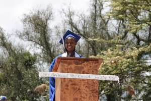 Betty, Valedictorian & #1 Girl in the District