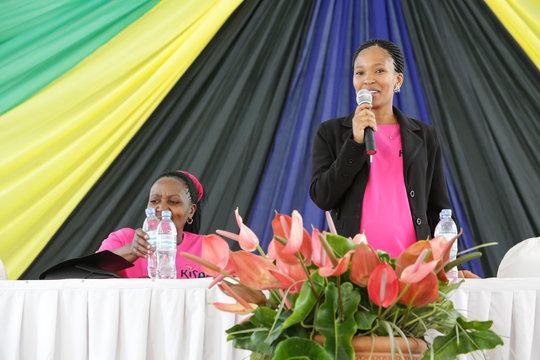 Dr. Rabiel, Surgeon Arusha Lutheran Medical Centre