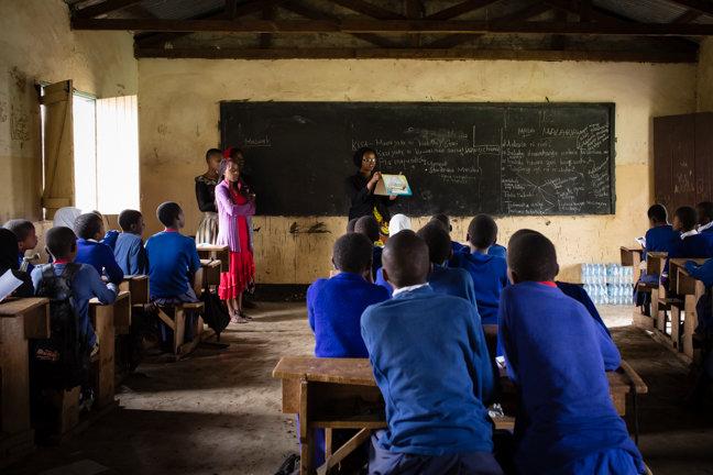 Scholars explain malaria