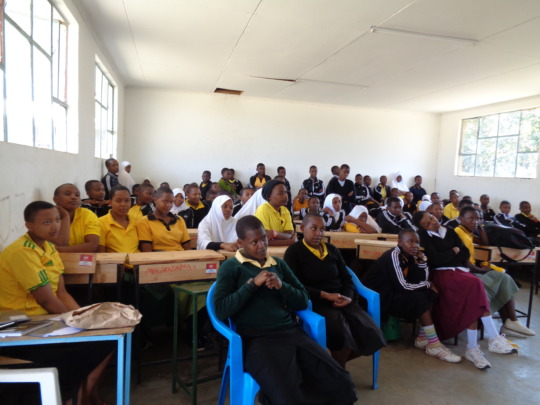 A class of Kisa Scholars