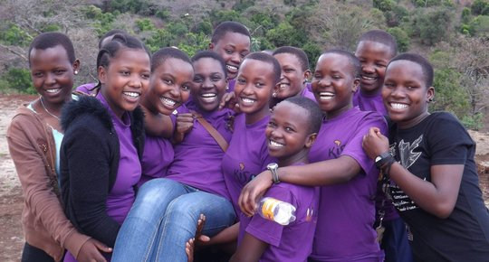 Life-Changing Training for 500 African girls