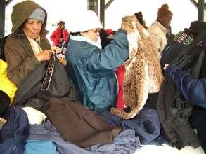 Winter Coats for Seniors