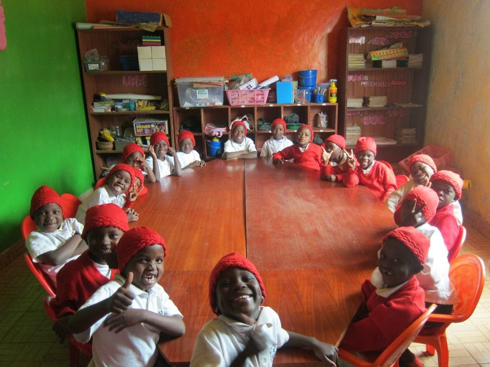 Kindergarten Class!