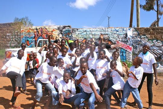 SHOFCO: Educate Girls & Transform the Community!