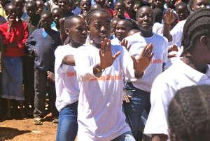 Shining Girls of Kibera