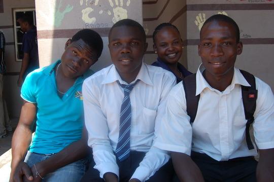 Chikumbuso Students