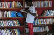 Let's Go Live(n) Up our Library in Ng'ombe, Zambia