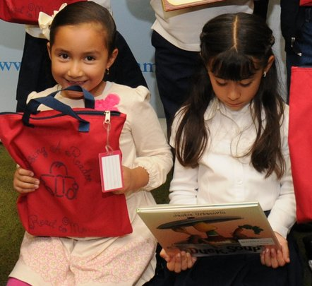 Introducing children to the joy of reading!