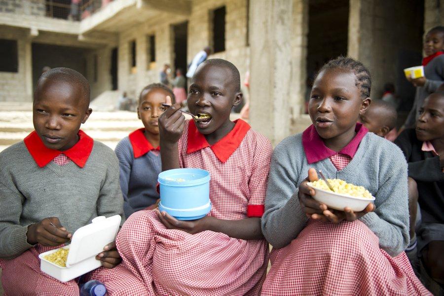 Molly & WFP School Meals