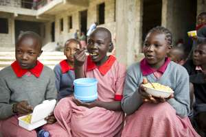 Molly & WFP School Meals