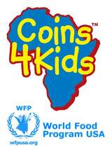 """Coins 4 Kids: You Can """"Fill the Cup"""""""