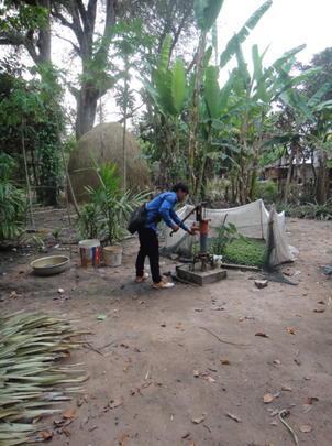Using the MaD Water Well