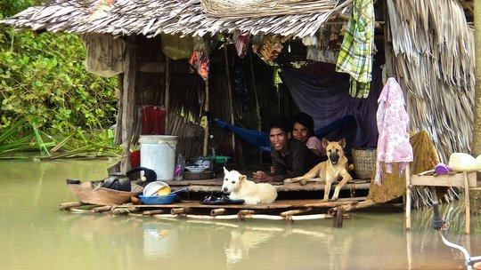 Be PREPARED - Flood Aid Fund