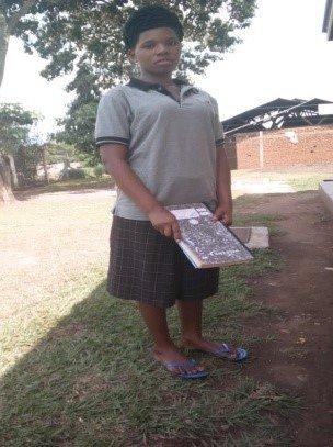 Gloria at Mbarara Institute of Social Development