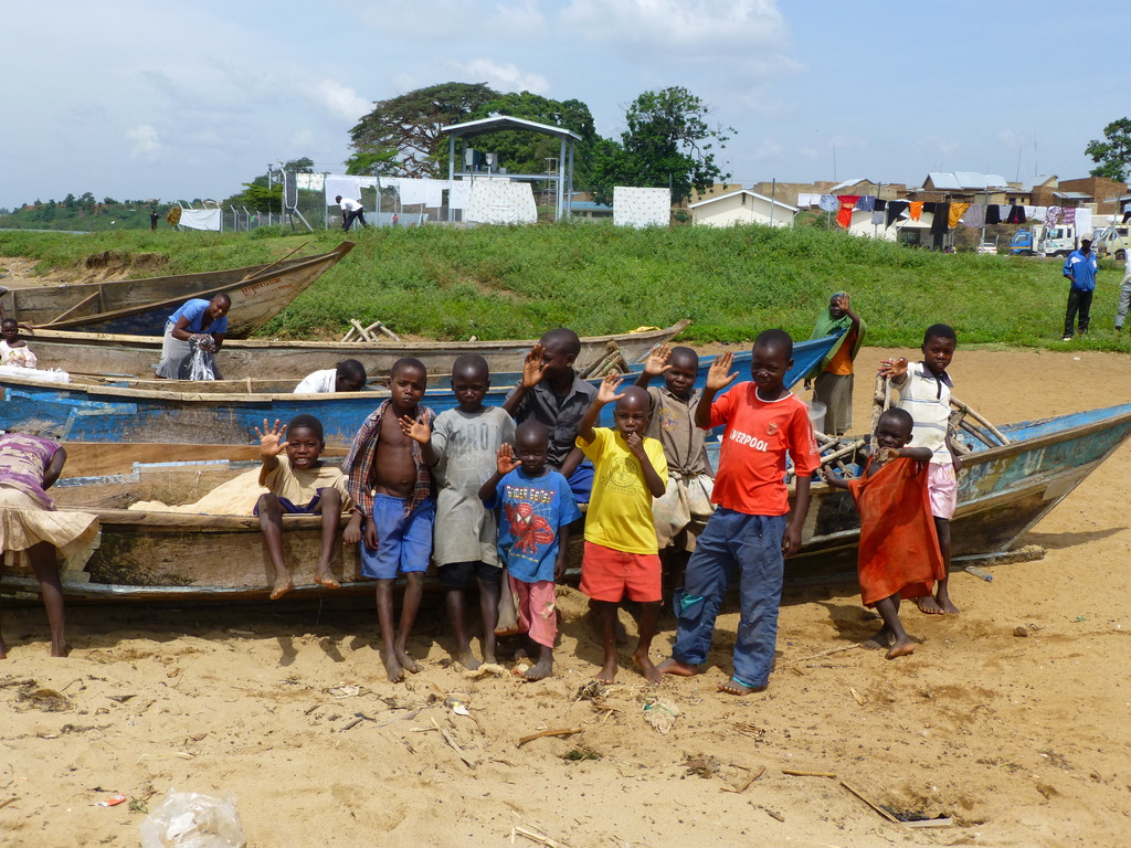 Fishing community Mayuge District, Uganda