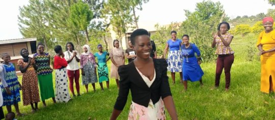 Brighter Futures for 65,000 Ugandan Girls