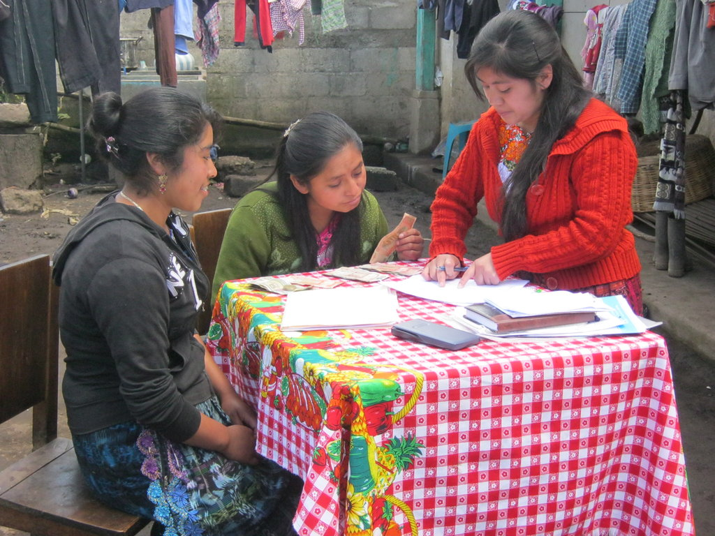 The result of selling bracelets, Los Tuices