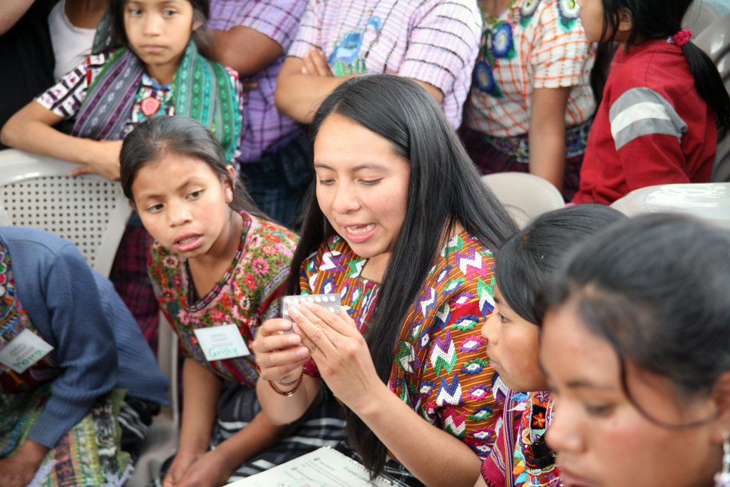 Provide Life Skills for 4000 Rural Mayan Girls