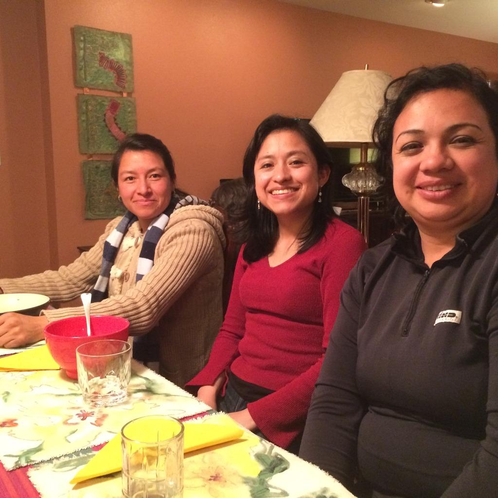 ADIMTU Team Members: Judith, Marla & Sussy