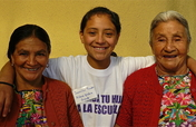 KEEP GUATEMALAN GIRLS IN SCHOOL