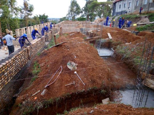 Foundation progress - November 2016