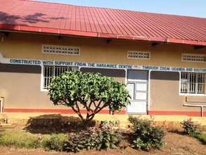 Science Lab built with your support