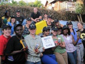 We Care Solar Ambassadors 2012