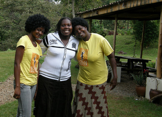 Solar Sisters!