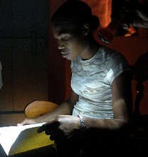 light for study 2