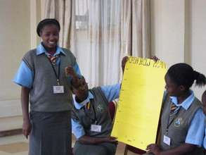 School Girls in Business Plan Competition
