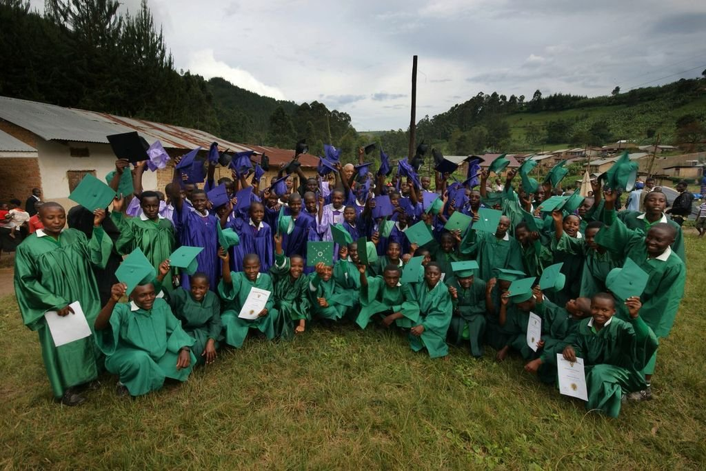 Nyaka Students!