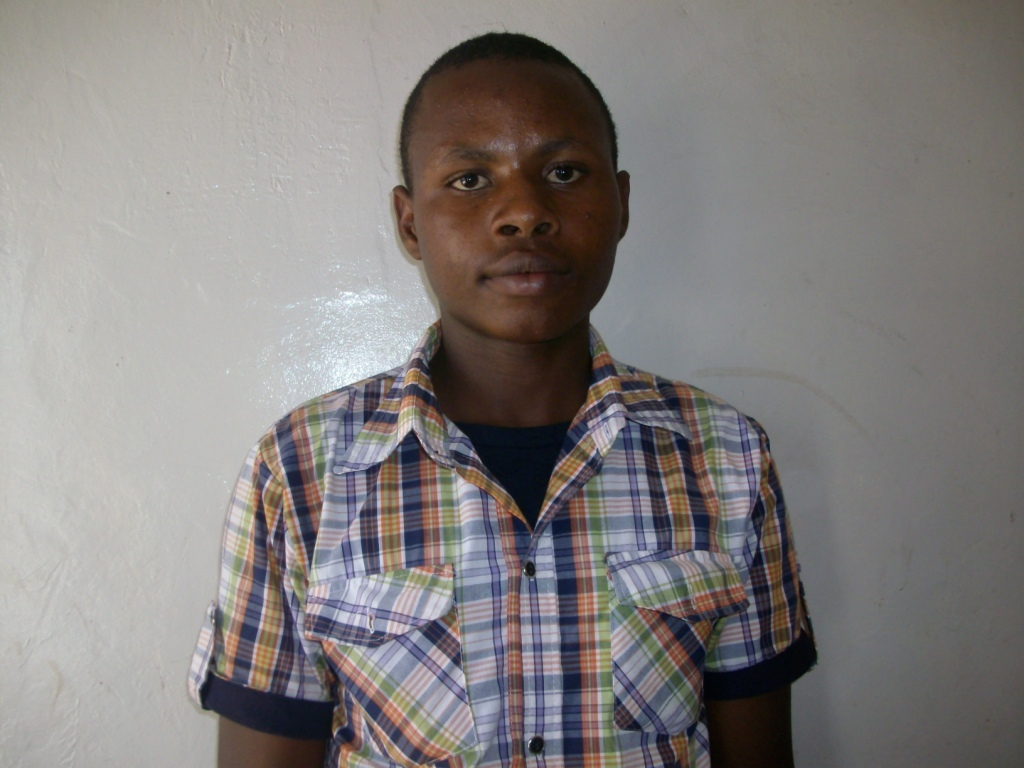 Hannington, Our First Vocational School Graduate