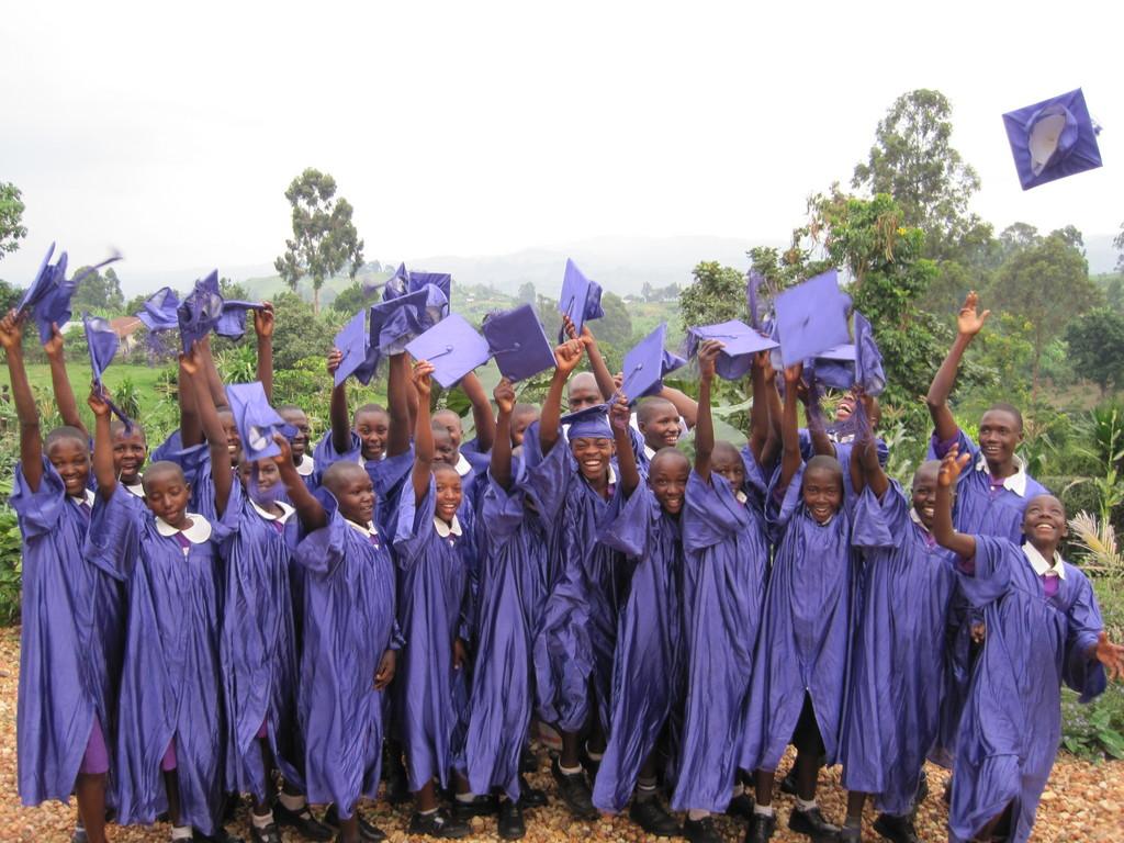 Nyaka 2009/2010 Graduates