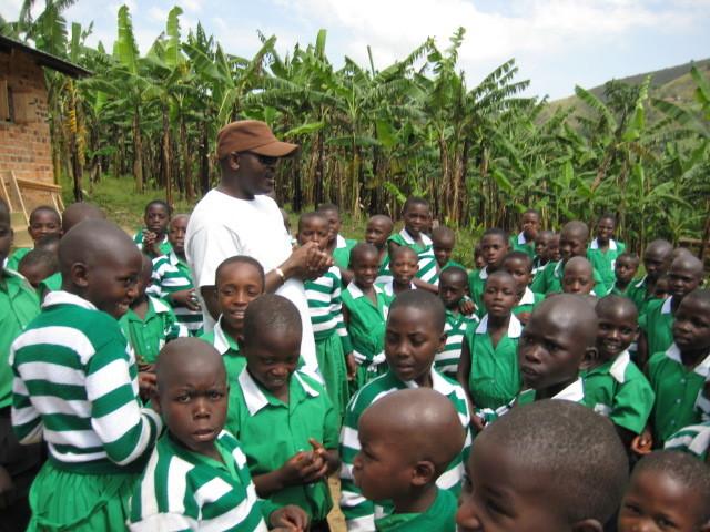 Kutamba school - our second school