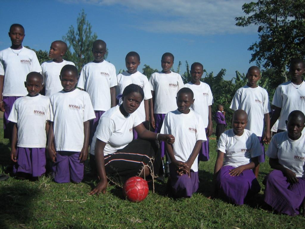Nyaka girls