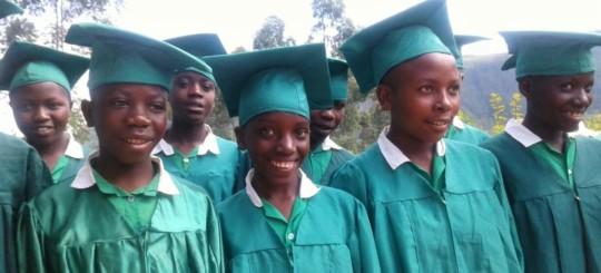 Kutamba Primary School P.7 graduates