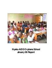 Nyaka 2008 January Report (PDF)
