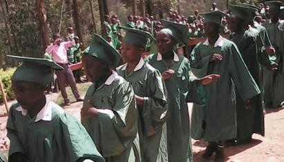 Kutamba P.7 graduation