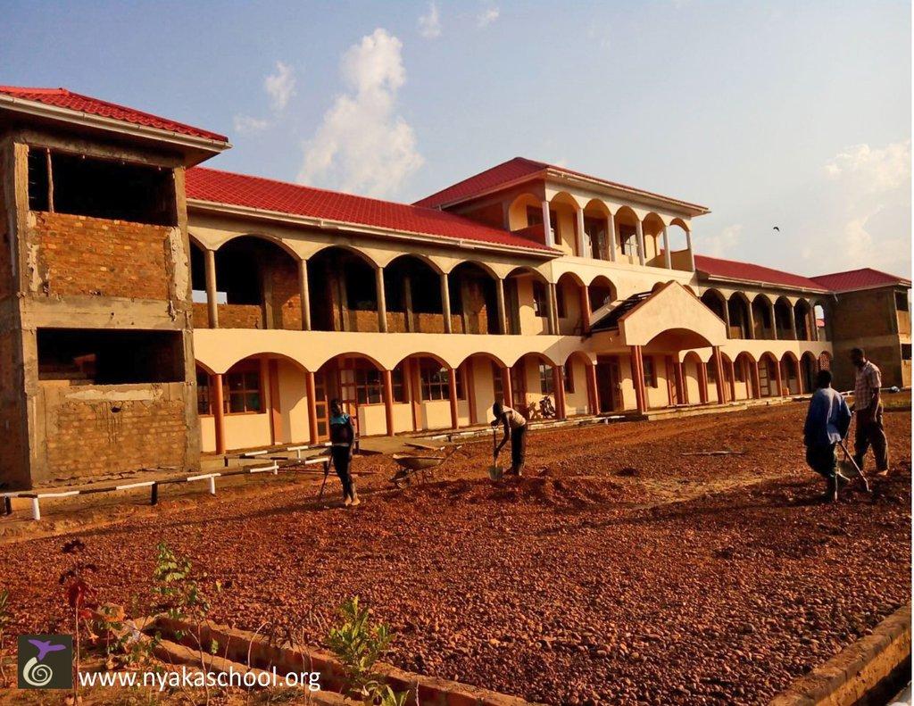 Main academic building