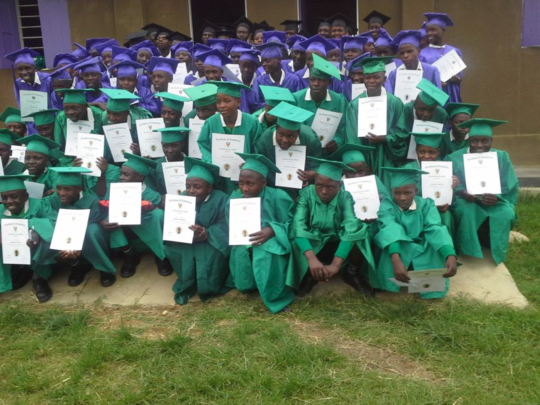 YOUR primary and secondary school graduates