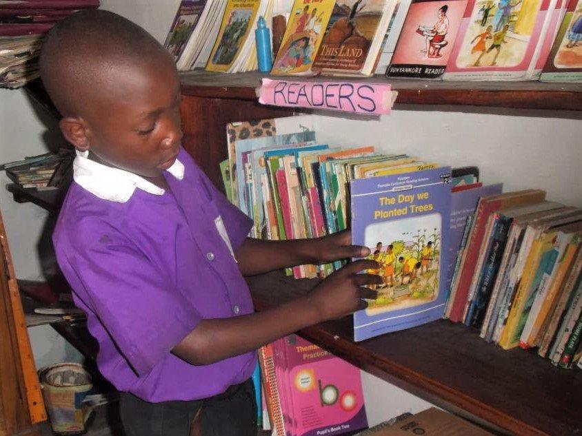 Nyaka Classroom Library