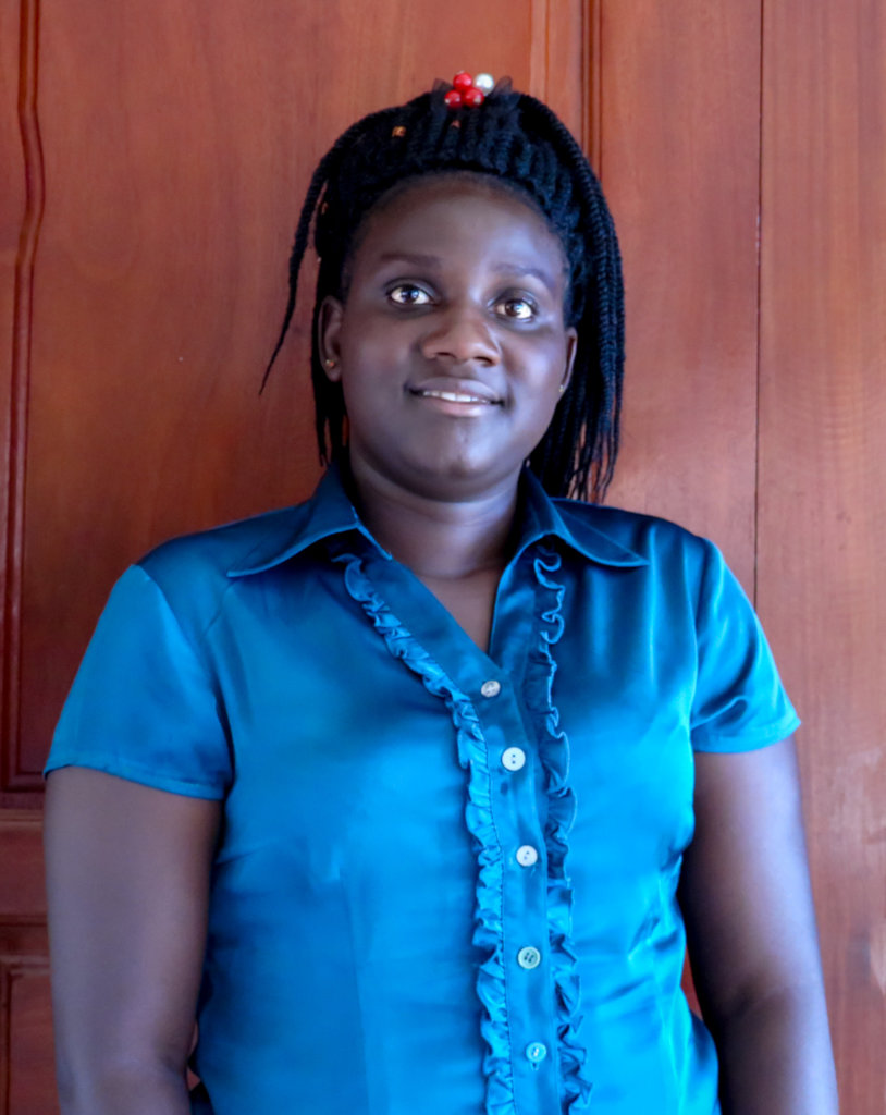 Meet Ruth, who now keeps Nyaka students healthy!
