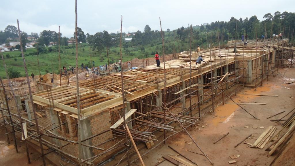The new secondary school