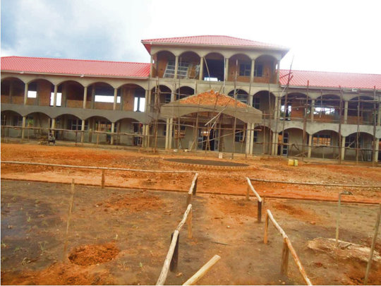 The Nyaka Vocational Secondary School